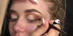 Tutoriais de maquiagens - A última ficou perfeita, confira!