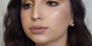 Tutoriais de maquiagens, são ideias lindas para você se inspirar!