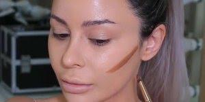 Tutorial de maquiagem fácil de fazer, compartilhe no Facebook!