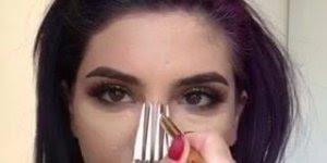 Tutorial de maquiagem - O resultado é simplesmente espetacular!