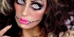 Tutorial de maquiagem para o Dia das Bruxas, simplesmente perfeita, confira!!!