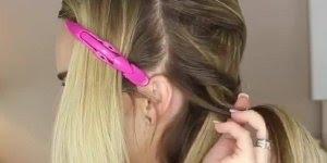 Tutorial de penteado lindíssimo para você mesma fazer, vale a pena conferir!!!