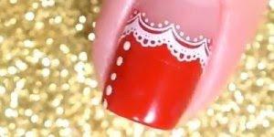 Tutorial de unhas decoradas, são vários modelos incríveis!!!