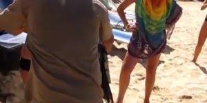 Várias formas de amarrar uma canga na praia, muito legal, confira!