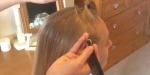 Veja que trança lindíssima deste tutorial!! Amo esses penteados!