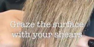 Veja só este tutorial de como cortar as pontas duplas do cabelos!!!