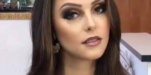 Vídeo com duas lindas inspirações de maquiagem, vale a pena conferir!!!