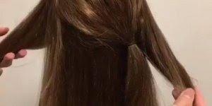Vídeo com inspiração de penteado lindo para fazer nas amigas, confira!!!