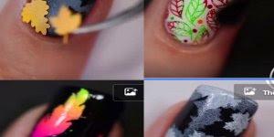 Vídeo com inspirações de unhas decoradas,é uma mais linda que a outra!!!