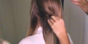 Vídeo com linda maquiagem e penteado, simplesmente perfeito!!!