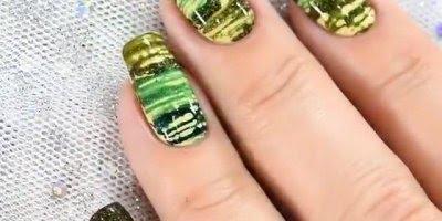Vídeo com lindas inspirações de decoração de unhas, vale a pena conferir!!!