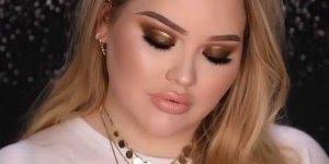 Vídeo com maquiagem maravilhosa para te inspirar, olha só que lindos olhos!!!