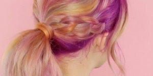 Vídeo com penteado para você mesma fazer, olha só que legal!!!