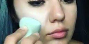Vídeo com tutorial de maquiagem de elfo, simplesmente perfeito!!!