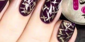 Vídeo de unhas decoradas, com certeza este é uma das mais belas inspirações!!!