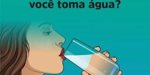 Vídeo mostrando a importância de beber muita água, vale a pena compartilhar!!!