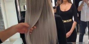 Vídeo mostrando aplicação de mega hair, simplesmente magnifico!!!