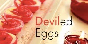 Aprenda a fazer ovos para o Halloween, uma ideia maluca que deu certo!