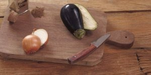 Berinjela Refogada com Pimenta Síria, uma receita maravilhosa!