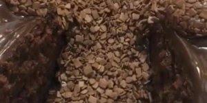 Bolo de brigadeiro - Com o famoso granulado belga, delicioso!