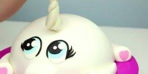Bolo Unicórnio, o bolo mais fofo que você vai ver hoje, confira!