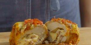 Como fazer o melhor frango à Parmegiana do mundo, confira!!!