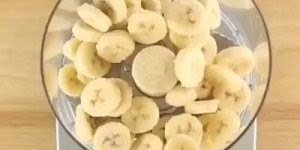 Como fazer sorvete de banana, uma receita muito fácil, confira!