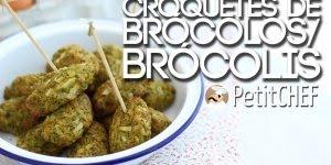 Croquete de Brócolis, uma receita para lá de gostosa, confira!