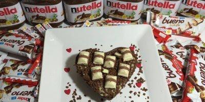Dia das mães chegando, que tal dar um coração de chocolate para ela?