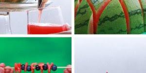 Festa da melancia, confira 4 dicas para servir e arrasar com a galera!