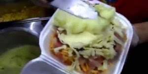 Hot-Dog no pote, impossível não querer comer um desse, confira!