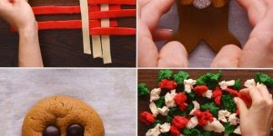 Ideias super criativas de biscoitos para o Natal, é um mais lindo que o outro!!