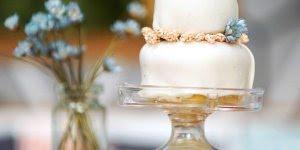 Mini Bolo de Casamento, da série de videos fofos de cozinha!