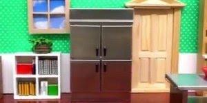 Mini cozinha, um video perfeito para quem curte miniaturas!