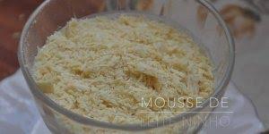 Mousse de leite ninho, uma receita de sobremesa imperdível!