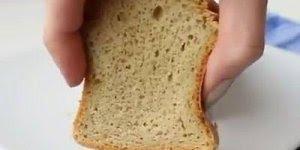 Pão de forma caseiro e saudável, simples e gostoso, confira!