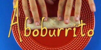 Receita de Aboburrito de abóbora, pratico e super gostoso!!!