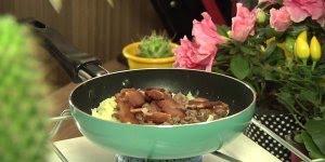 Receita de Batata Rosti, uma delícia para fazer no almoço!!!