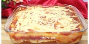 Receita de bife empanado com purê de batata ao forno, olha só que delicia!!!