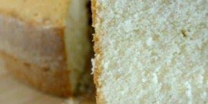 Receita de bolo mais simples e fácil, impossível errar neste bolo!