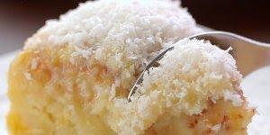 Receita de Bolo Molhado de Milho e coco! Uma delicia para fazer pra família!!!