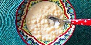 Receita de Canjica Branca - Uma receita típica de Festas Juninas!