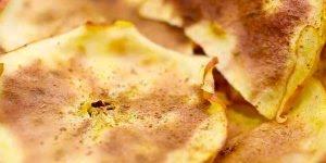 Receita de Chips de Maçã no Micro-ondas - Saudável e deliciosa!