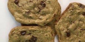 Receita de cookies americano, olha só que delicia de receita!!!
