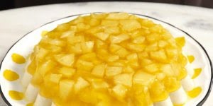 Receita de Doce de Abacaxi, simplesmente maravilhosa essa sobremesa!