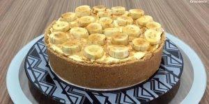 Receita de Doce de leite com banana brulee, fácil de fazer, uma delicia de comer