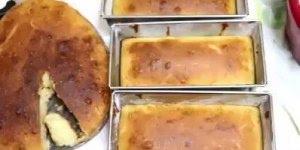 Receita de pão caseiro com massa mole, não é necessário sovar!