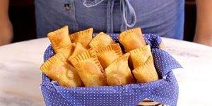 Receita de Pastel Napolitano, com massa super crocante e saborosa!