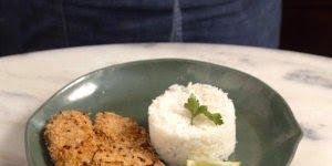 Receita de peixe à milanesa, sequinho e crocante como nunca visto!