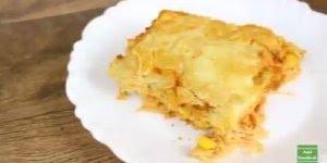 Receita de torta de frango Fit, uma ideia para não sair da dieta!